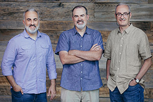 Stephen Kendrick, Alex Kendrick and Shannon Kendrick